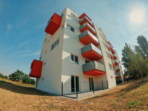 Žitava II bytový dom SO 103 -fotoblog