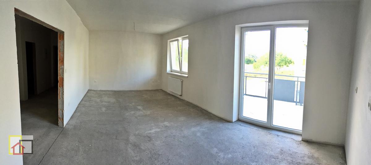 Ilustračné foto - kychyňa s obývačkou