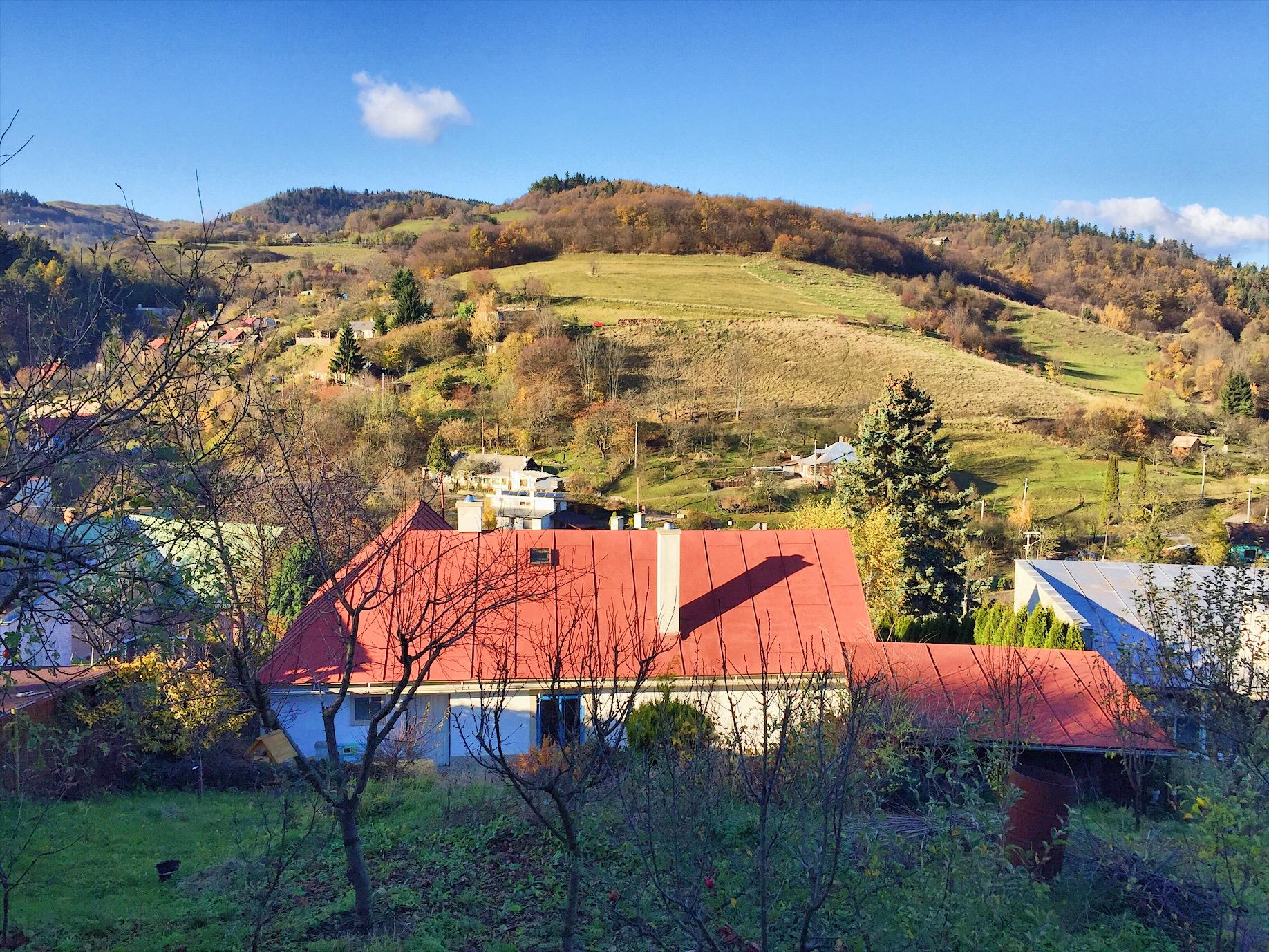 Chalupa na predaj Banská Štiavnica