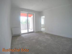 Dvojizbový byt na predaj Vráble