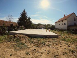 Na predaj stavebny pozemok obec Tehla