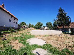 Na predaj stavebný pozemok obec Tehla