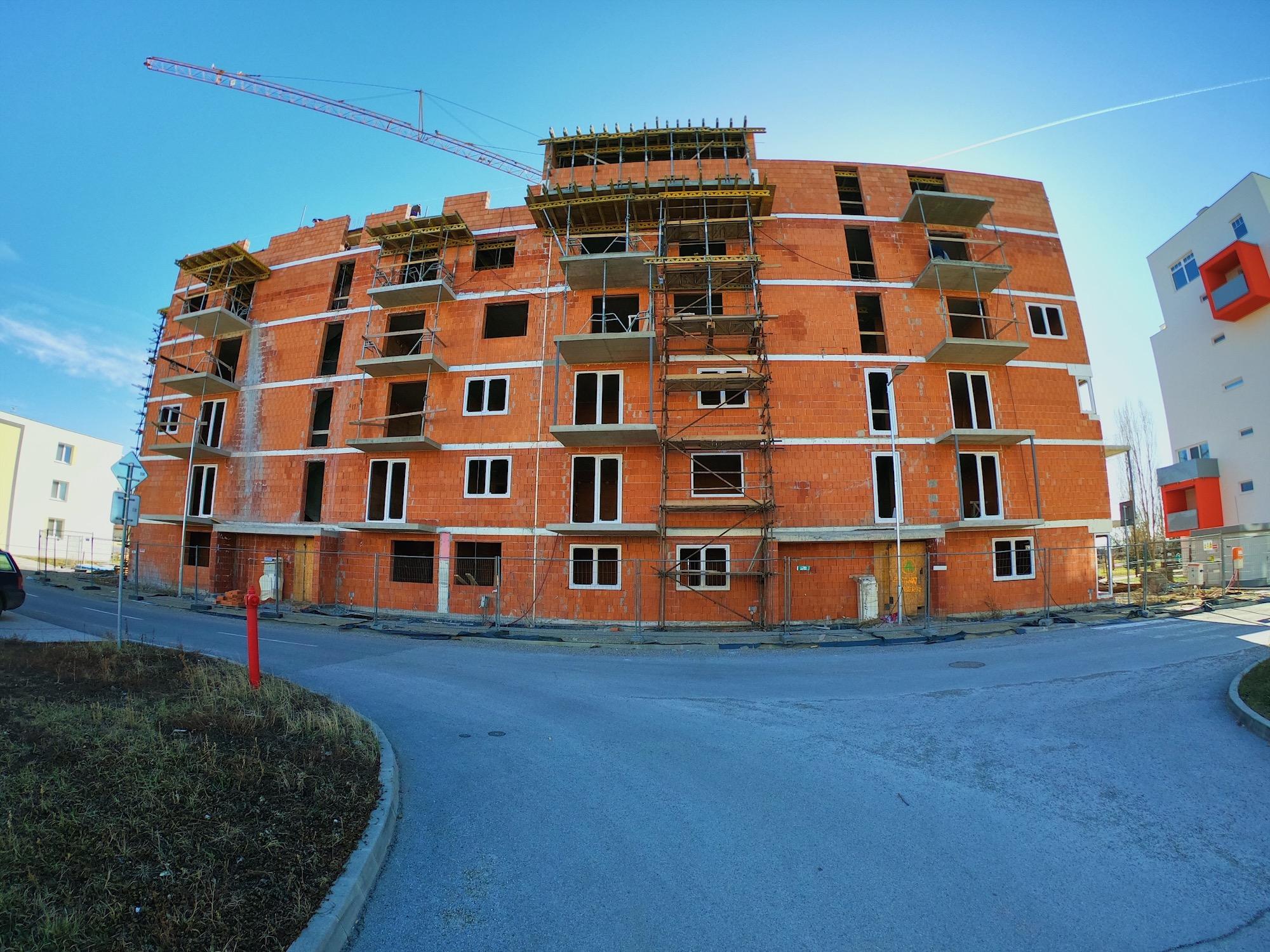 Žitava II bytový dom SO 104