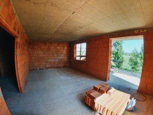 Dvojizbový byt Zlaté Moravce s terasou