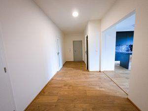 vzorový byt vstupná chodba